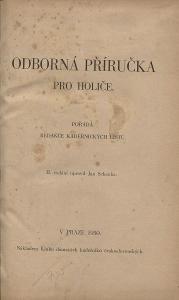 Odborná příručka pro holiče (Kadeřnické listy, móda