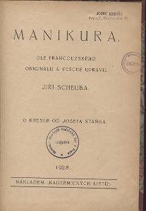 Manikura (Kadeřnické listy, móda)