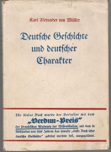 Deutsche Geschichte und deutscher Charakter (Německá hist