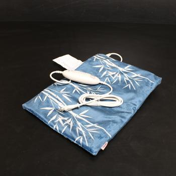 Elektrická deka Beurer HK 35, modrá, bílá