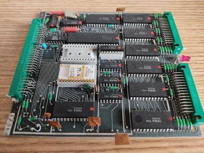 SAPI-1 / deska JPR-1 / TESLA