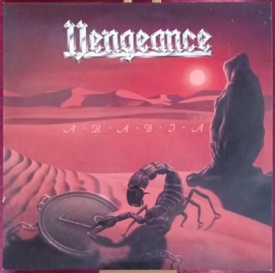 Vengeance – Arabia (LP 1989 Holland)