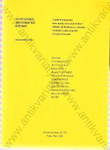 Slovanské historické studie 2006 mimořádné číslo