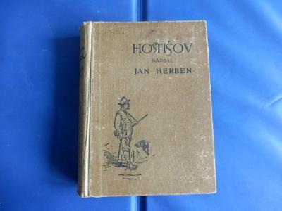 Hostíšov napsal Jan Herben