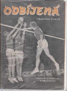 Odbíjená František Stibitz 1958 Praha