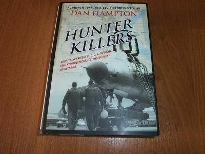 kniha Hunter Killers-válka ve Vietnamu /448 stran!/