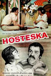 Hosteska Dimitrij Kadrnožka film plakát Römer