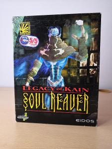 Legacy of Kain: Soul Reaver - PC big box