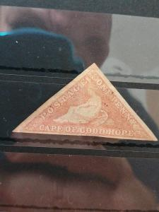 Britské kolonie- Cape of good Hope , čistá (A88)