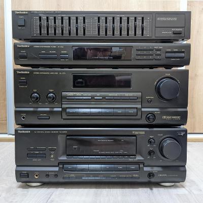 Technics SA-GX690, SU-G75, ST-K55, SH-8017 *** US verze na 110 V ***