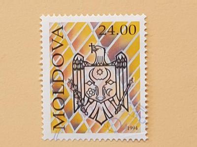 Známky - Moldavsko - na doplnění