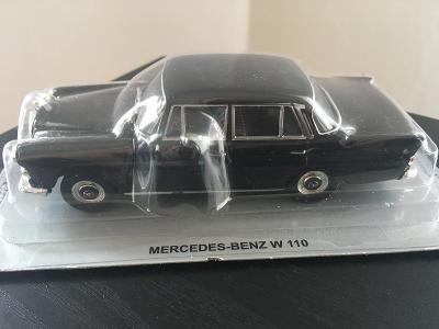 MERCEDES - BENZ W 110  DeAgostini 1:43 Model NOVÝ