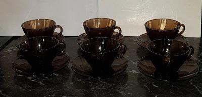 Francouzská sada kávová objem hrnku 250 ml