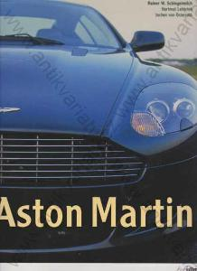 Aston Martin Tandem Verlag 2008