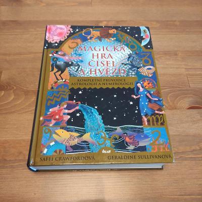 kniha Magická hra čísel a hvězd