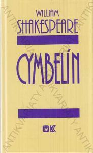 Cymbelín William Shakespeare 2001 ELK a KK, Praha