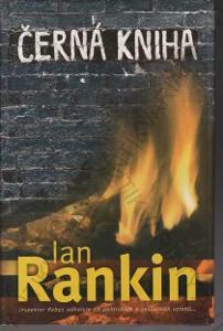 Černá kniha Ian Rankin 2002 BB art