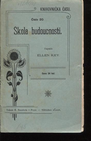 Škola budoucnosti (Knihovnička Času) - Knihy
