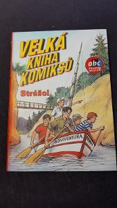 Velka Kniha Komiksů 4