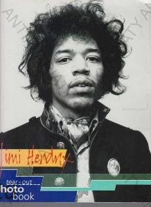 Jimi Hendrix - A tear-out photo book 1994