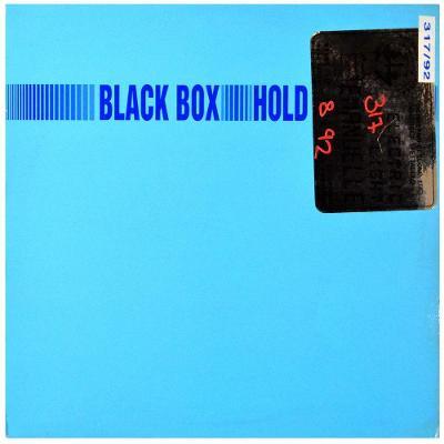 """Gramofonová deska BLACK BOX - Hold on (12"""")"""
