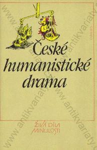 České humanistické drama M. Kopecký Odeon 1986
