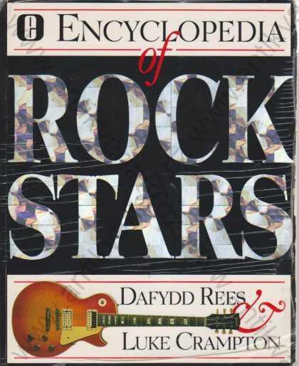 Encyklopedia of Rock Stars D. Rees, L. Crampton - Knihy
