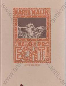Trezor pro echt! Karel Malík ANNE Records 2001