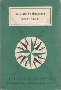 Král Lear W. Shakespeare SNKLHU, Praha 1958