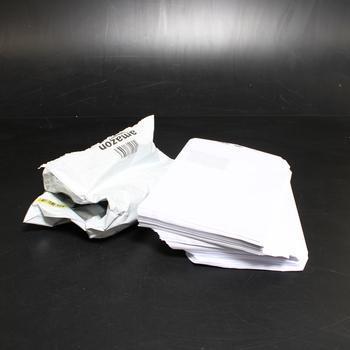 Obálky s okénkem Idena C4 10236 250 kusů