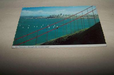 SAN FRANCISCO AMERIKA USA /rub i líc /Ř21G/