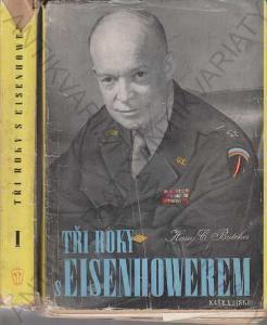 Tři roky s Eisenhowerem Butcher dva svazky