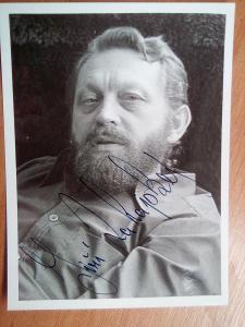 autogram- JIŘÍ ZAHAJSKÝ