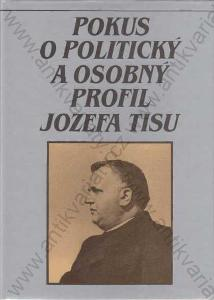 Pokus o politický a osobný profil Jozefa Tisu 1992
