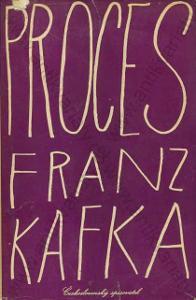 Proces Franz Kafka Čs. spisovatel, Praha 1958
