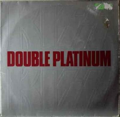2LP Kiss - Double Platinum, 1982 EX