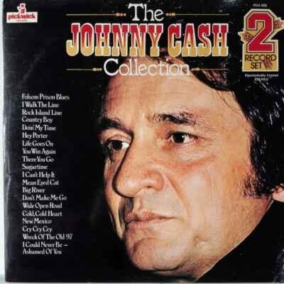 2LP Johnny Cash - The Johnny Cash Collection, 1969 EX