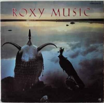 LP Roxy Music - Avalon, 1982 EX
