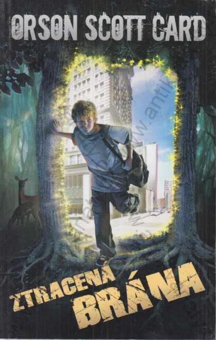Ztracená brána Orson Scott Card 2014 - Knihy
