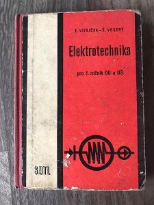 ELEKTROTECHNIKA VITEJŠEK VOSTRÝ  1967