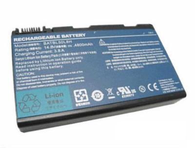 baterie BATBL50L8H do notebooků ACER TravelMate a Aspire (14.8V/71Wh)