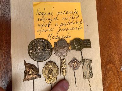 Sběratelské odznaky