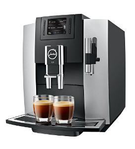 Automatický kávovar JURA IMPRESSA E8 Platin