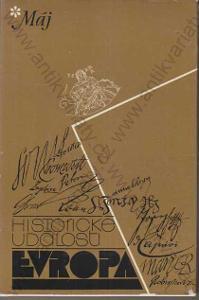 Historické události - Evropa Miroslav Hroch 1980