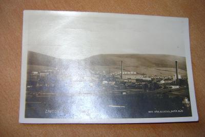 Zlín-závody Baťa 1922