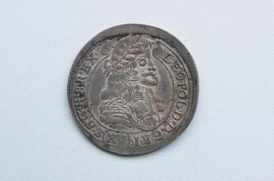 LEOPOLD I - XV KREJCAR 1679 KB !!! HEZKÝ XV-6