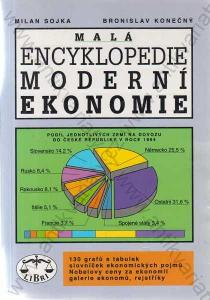 Malá encyklopedie moderní ekonomie 1998 Libri