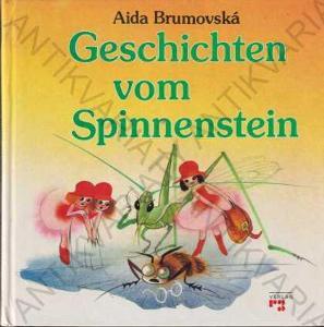 Geschichten vom Spinnenstein Aida Brumovská 1991