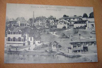 Liberec-Česko nemecká výstava-1906