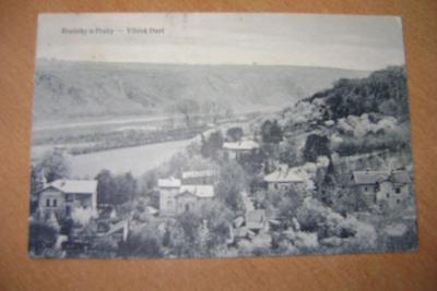 Praha východ-Roztoky-1916